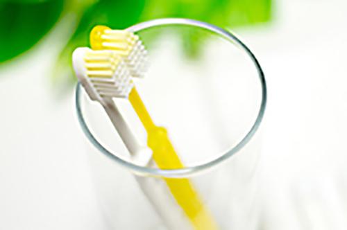 歯磨きが歯の健康の基本です。